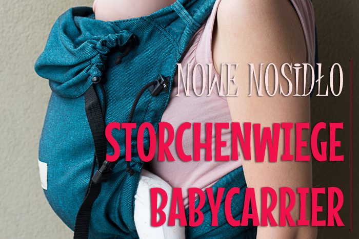 Nosidło dla dzieci Storchenwiege Babycarrier