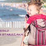 LennyLamb Toddler – nosidło ergonomiczne dla starszaków