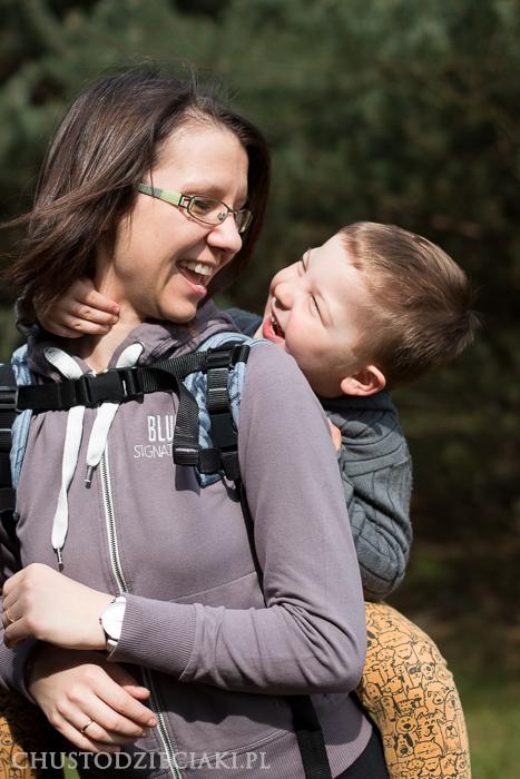 Fidella Onbuhimo nosidło ergonomiczne dla dzieci