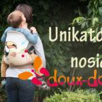 Nosidła Doux-Doux – o przytulnych marzeniach, które się spełniają