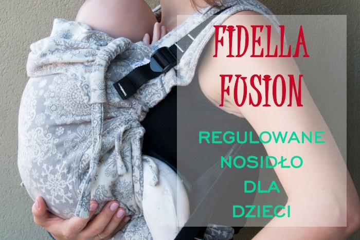 Nosidło Fidella Fusion