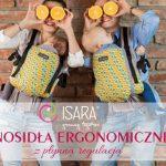 Isara – nosidła ergonomiczne z płynną regulacją